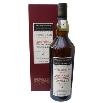 Glendullan 1995 Managers Choice Single Malt Whisky