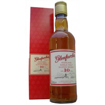 Glenfarclas 10 Year 35cl Old Malt Whisky