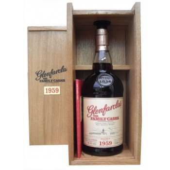 Glenfarclas 1959 Family Cask Single Malt Whisky