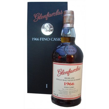 Glenfarclas 1966 Fino Casks Single Malt Whisky