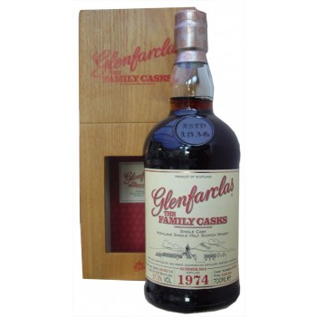 Glenfarclas 1974 Family Cask Single Malt Whisky