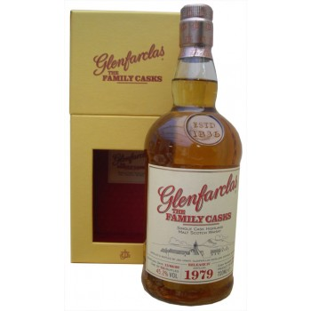 Glenfarclas 1979 Family Cask Single Malt Whisky