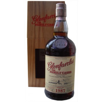 Glenfarclas 1987 Family Cask Single Malt Whisky