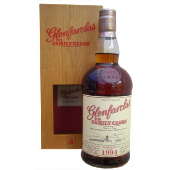 Glenfarclas 1994 Family Cask Single Malt Whisky