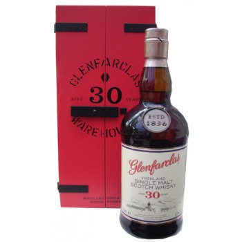 Glenfarclas 30 Year Old Single Malt Whisky