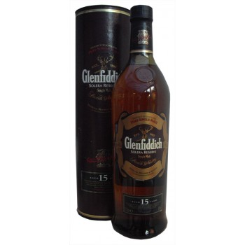 Glenfiddich 15 Year Old Solera Reserve Single Malt Whisky