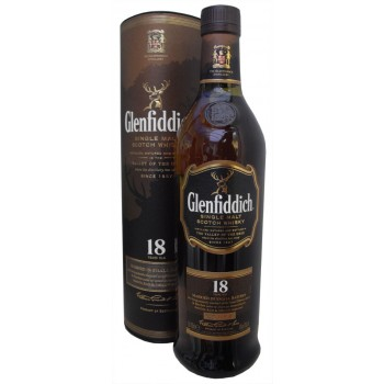 Glenfiddich 18 Year Old Single Malt Whisky