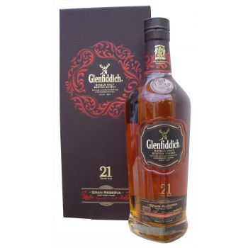 Glenfiddich 21 Year Old Gran Reserva Single Malt Whisky