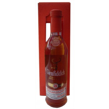 Glenfiddich 21 Year Old 20cl Single Malt Whisky