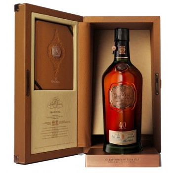 Glenfiddich 40 Year Old Single Malt Whisky