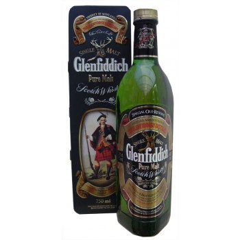 Glenfiddich Clan Cameron Single Malt Whisky