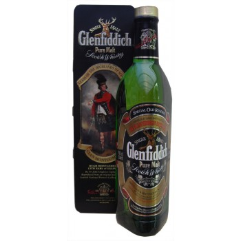 Glenfiddich Clan Montgomerie Pure Malt Whisky