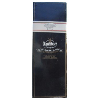 Glenfiddich Centenary Edition Single Malt Whisky