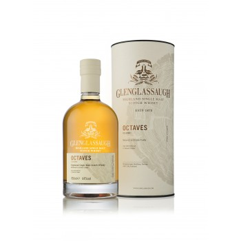 Glenglassaugh Octave Classic Single Malt Whisky
