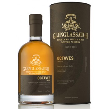 Glenglassaugh Octave Peated Single Malt Whisky