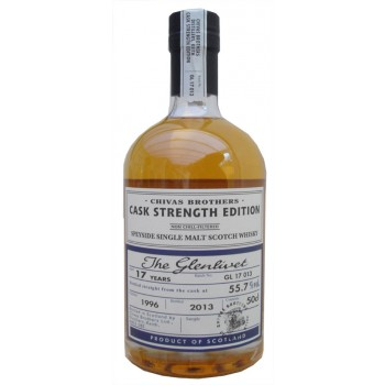 Glenlivet 1996 17 Year Old 50cl Cask Strength Single Malt Whisky