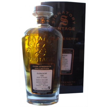 Glenlochy 1980 35 Year Old Single Cask Single Malt Whisky