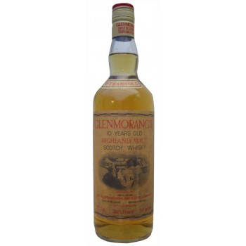 Glenmorangie 10 Years Old 75.7cl Malt Whisky