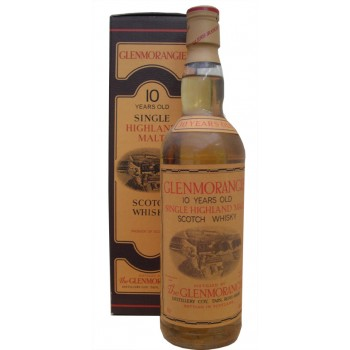 Glenmorangie 10 Year Old early Bottling Single Malt Whisky