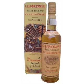 Glenmorangie 10 Year Old Stillman Tin Single Malt Whisky