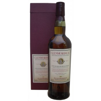 Glenmorangie 12 Year old Cote de Beaune Finish Single Malt Whisky