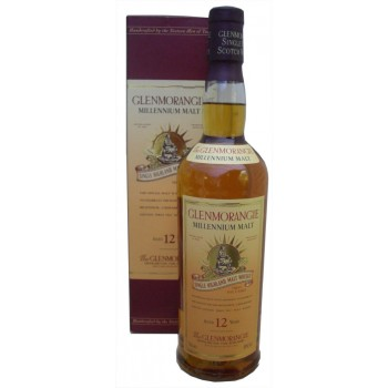Glenmorangie 12 Year Old Millenium Malt Single Malt Whisky