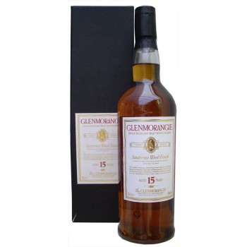 Glenmorangie 15 Year Old Sauternes Wood Finish Single Malt Whisky
