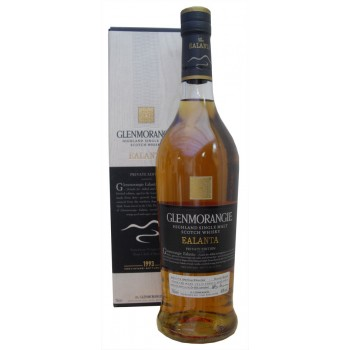 Glenmorangie 1993 Ealanta Single Malt Whisky