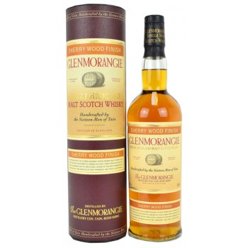 Glenmorangie Sherry Wood Finish Single Malt Whisky