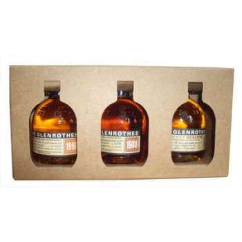 Glenrothes Triple 10cl Gift Pack