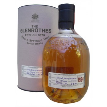 Glenrothes 1984 Single Malt Whisky