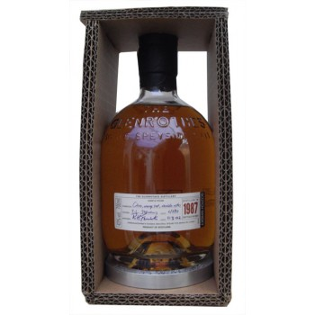 Glenrothes 1987 Single Malt Whisky