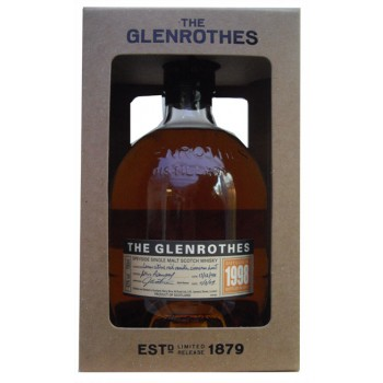 Glenrothes 1998 Single Malt Whisky