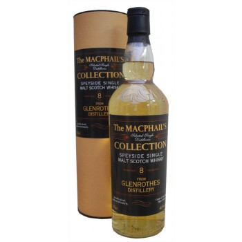 Glenrothes 8 Year Old Single Malt Whisky