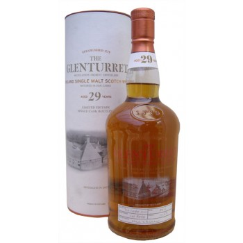 Glenturret 1977 29 Year Old Single Malt Whisky