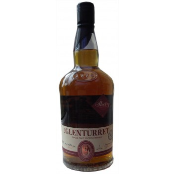 Glenturret Sherrywood Single Malt Whisky