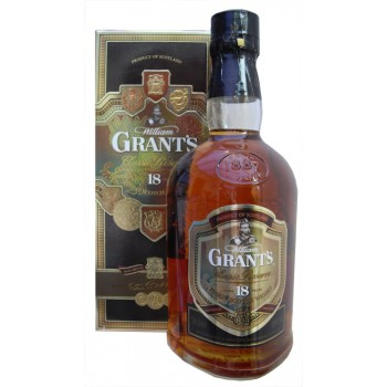 Grants 18 Year Old Blended Scotch Whisky