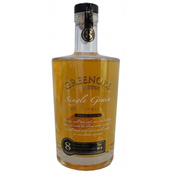 Greenore 8 Year Old Irish Single  Grain Whiskey