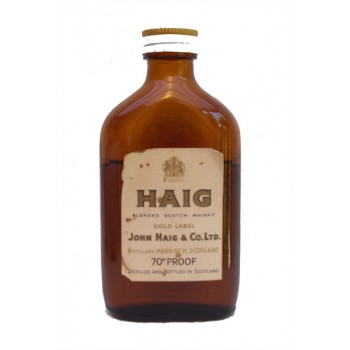 Haig 70 Proof Miniature