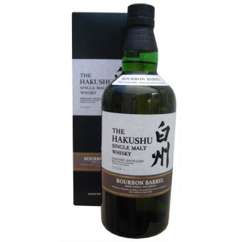Hakushu Bourbon Cask Single Malt Whisky