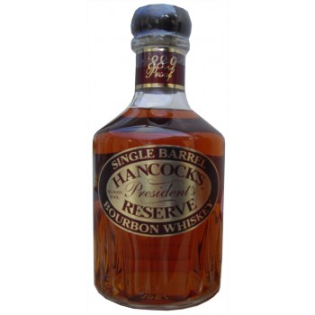 Hancock's Single Barrel President's Reserve Bourbon