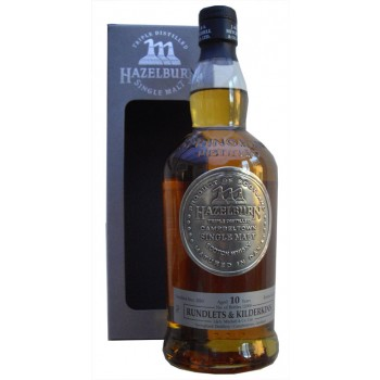 Hazelburn Rundlets And Kilderkins Single malt Whisky