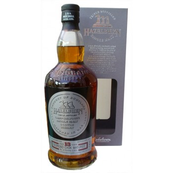 Hazelburn 2004 13 Year Old Sherry Wood 2018 Release Single Malt Whisky