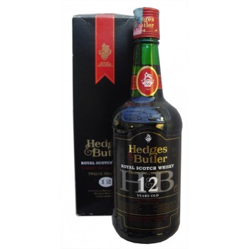 Hedges & Butler 12 Year Old Blended Whisky