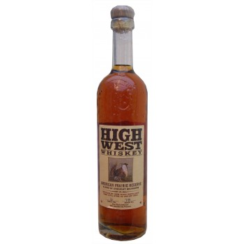 High West American Prairie Reserve Bourbon