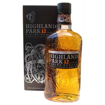 Highland Park 12 Year Viking Honour Old Single Malt Whisky