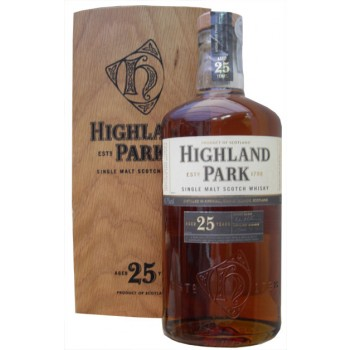 Highland Park 25 Year Old Single Malt Whisky