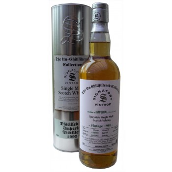Imperial 1995 19 Year Old Single Malt Whisky