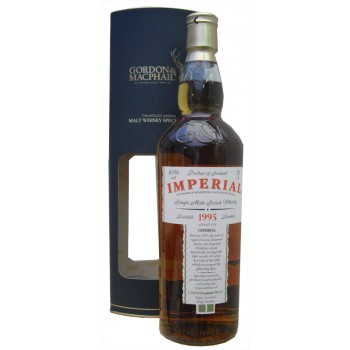 Imperial 1995 Single Malt Whisky