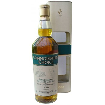 Inchgower 2002 Single Malt Whisky
